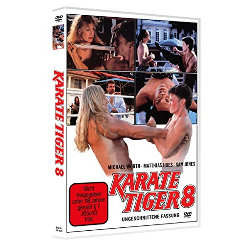 Karate Tiger 8 - Uncut