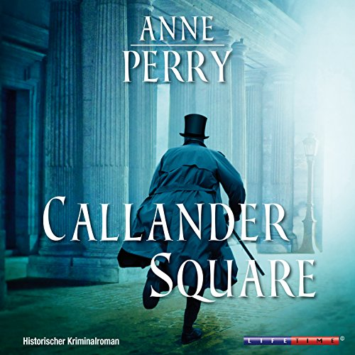 Callander Square (Inspector Pitt 2) audiobook cover art