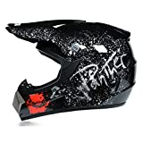 [page_title]-goodluccoy Motorrad Offroad Helm Dirt Bike Helm MTB Downhill Integral Helm