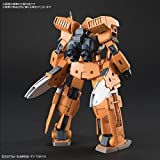 HGBD ガンダムビルドダイバーズ ジムIIIビームマスター 1/144スケール 色分け済みプラモデル_02