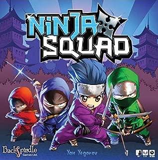 Backspindle Games BSG1802 Ninja Squad: Amazon.es: Juguetes y ...