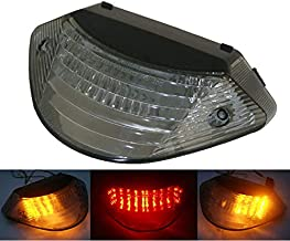 honda hornet integrated tail light