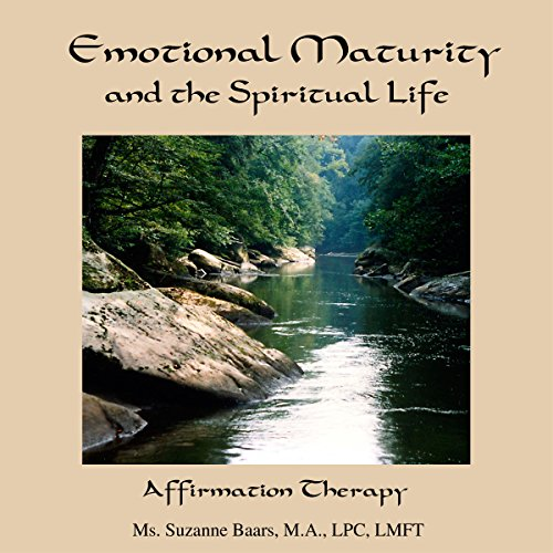 Emotional Maturity audiobook cover art