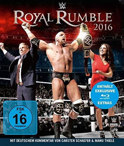 Royal Rumble 2016 [Blu-ray]