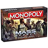 "Monopoly mit Motiv ""Mass Effect"", Mehrfarbig, 002572"