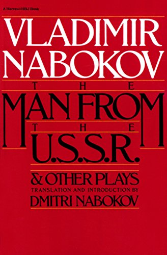 The Man from the U.S.S.R.: & Other Plays (English Edition)