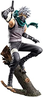Asdfnfa Toy Statue Handmade Naruto Anime Model Gift Game Collector 21cm