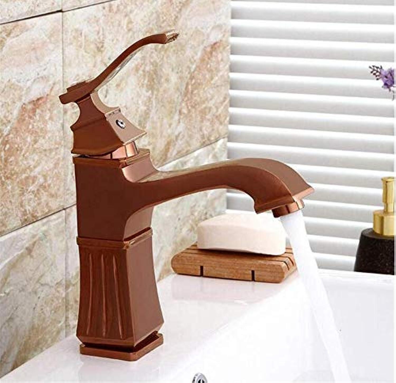 Mit Ausziehbarem Schlauch, Horizontaler Stange, Küchenarmaturarmatur Für Badezimmer Mit Herausziehbarem Duschkopf Orb Plating Luxury Wasserhahn