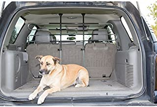 PortablePET Vehicle Pet Partition, Making It Perfect For Virtually Any SUV, Minivan Or Station Wagon.