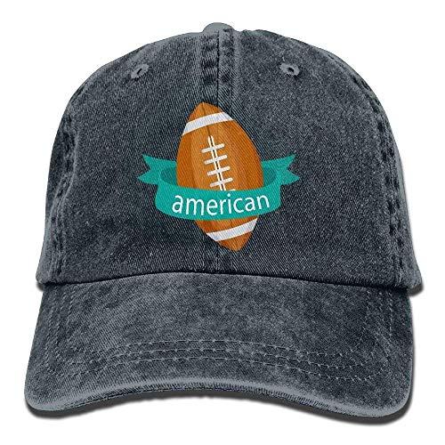 yting 1 Pasento Talento 99 Pasento Trabajo Rugby Denim Gorras de béisbol Ajustable del Sombrero de...