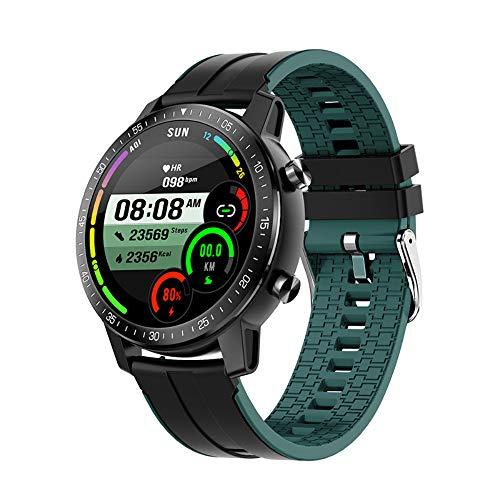 QIYI Orologio Intelligente S30 Tracker Fitness Impermeabile Ip68 con Registratore Del Battito Cardiaco Touch Screen E Monitor Del Sonno Orologio per Uomini E Donne