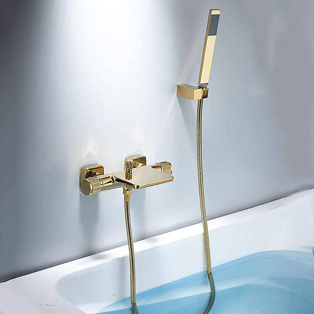BFBSMZD Waterfall Bathtub Faucet Copper Showe Special price Outlet sale feature Wall All