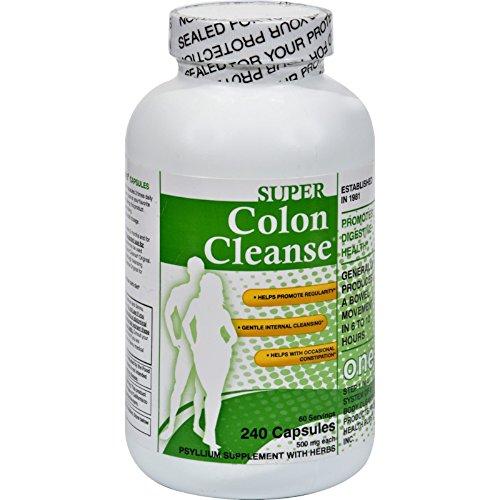HEALTH PLUS SUPR CLEANSE+HRBS&ACIDOPH, 240 CAP