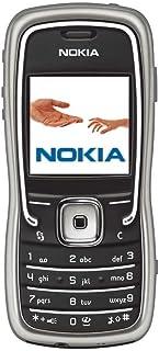 Nokia 5500D Sport - Unlocked - 2G GSM Cell Phone (Dark Grey)