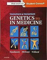 Thompson & Thompson Genetics in Medicine (Thompson and Thompson Genetics in Medicine)