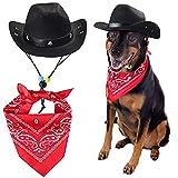 Yewong Pet Cowboy Costume Accessories Dog Cat Pet...