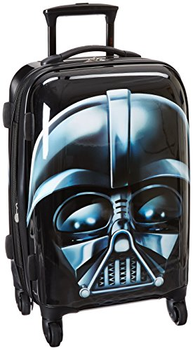 American Tourister Star Wars Hardside Luggage with Spinner Wheels, Darth Vader, Carry-On 21-Inch
