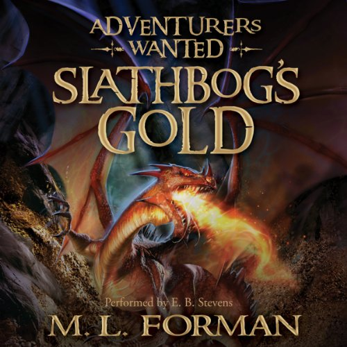 Slathbog's Gold audiobook cover art