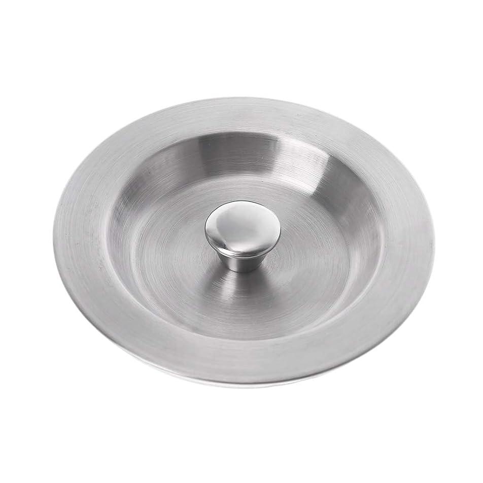 下手方向ピューLamdooキッチンステンレス鋼浴槽フィルターシンクフロアプラグランドリーバスルームウォーターストッパーキャップツール