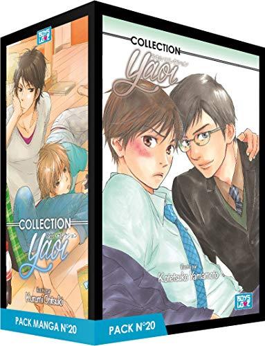 Pack Boy's Love - Partie 20 - 5 Mangas (Livres) - Yaoi