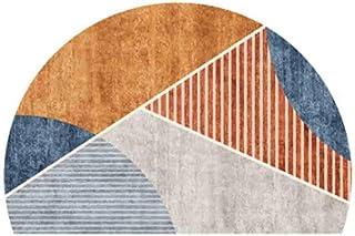 Custom Half Round Non-Slip Hand Woven Natural Coir Doormat Outdoor Rubber Welcome Door Mat Durable and Non-Slip, Heavy Dut...