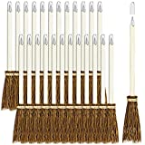 Witch Broom Pens for Halloween 24 Pack - Party Favors and Classroom...