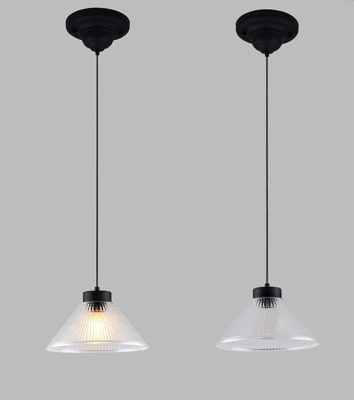 ● Rétro suspension lampe abat-jour en verre lampe de plafond suspendu éclairage lampe suspendue lampe d'intérieur plafonnier lampe couloir Vintage cuisine apparteHommest table de cuisine Loft Room lumièrei