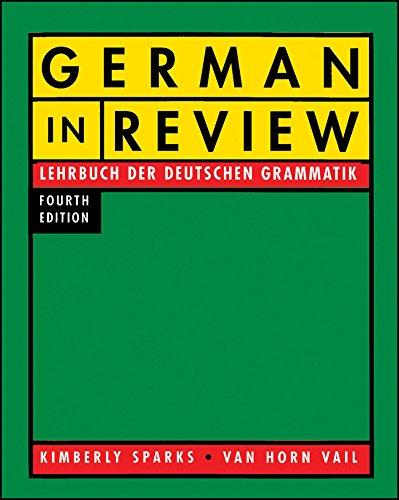 German In Review: Lehrbuch der deutschen Grammatik