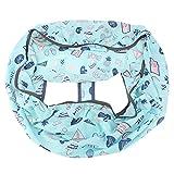 Tragbarer Einkaufswagen-Stuhl für Kleinkinder, der den Kofferraum abdeckt Trolley Soft Pad Babysitzbezug