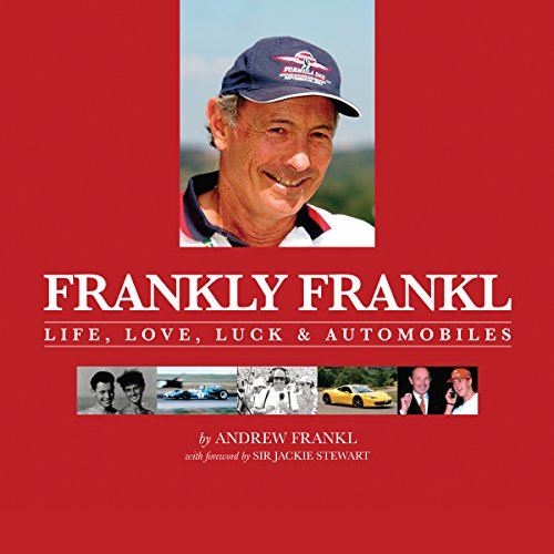 Frankly Frankl audiobook cover art