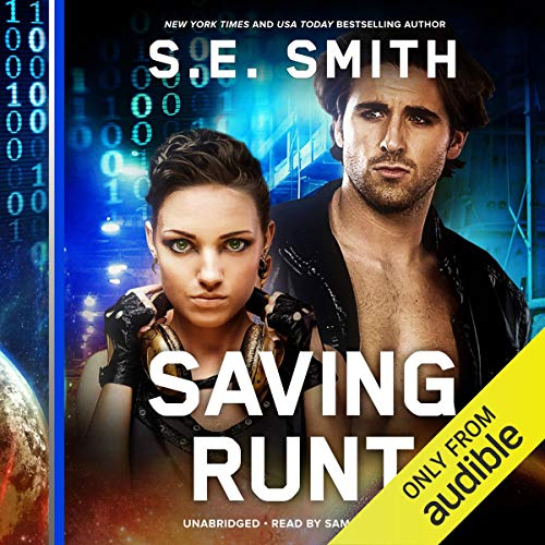 Saving Runt audiobook cover art