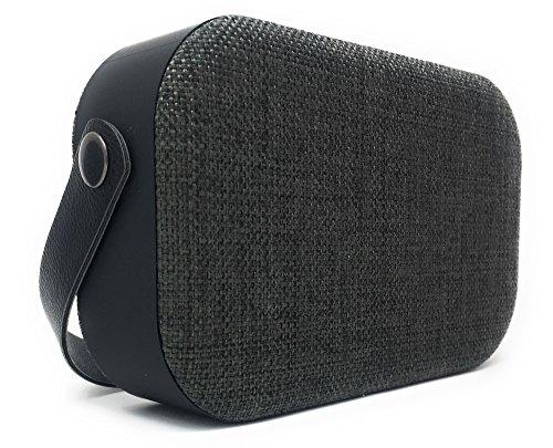 Denver BTS-63 Bluetooth Lautsprecher, Schwarz