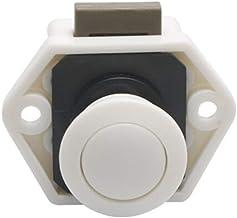 Fait Adolph Knopslot Legering Lade Klink Knop Sloten voor Meubilair Hardware Camper Auto Push Lock Klink Boot Motor Home C...
