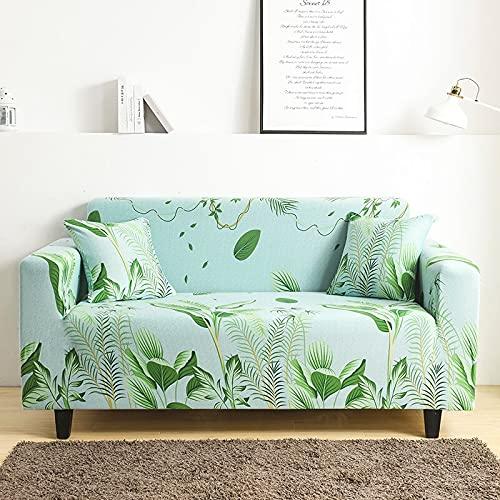 Funda de sofá elástica elástica, Funda de sofá Ajustada Ultra Spandex, sofá para Sala de Estar, Funda de poliéster, Funda de sofá Profunda A18, 1 Plaza