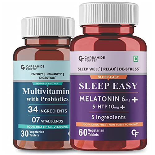 Carbamide Forte Sleep well & De-Stress Soothing...