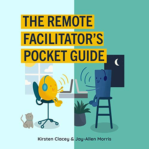 The Remote Facilitator's Pocket Guide  By  cover art