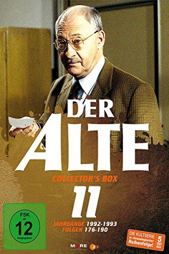 Der Alte - Collector's Box Vol. 11 (Folgen 176-190) [Alemania] [DVD]
