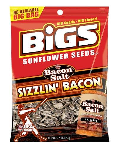 Bigs Bacon Great interest Salt Sizzlin' Sunflower Ounce Pack Seeds 5.35 Denver Mall