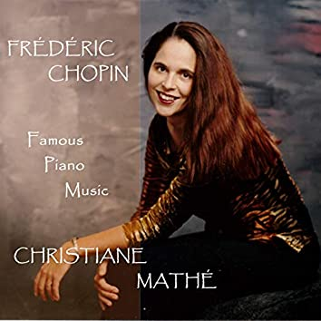 Frédéric Chopin: Famous Piano Music