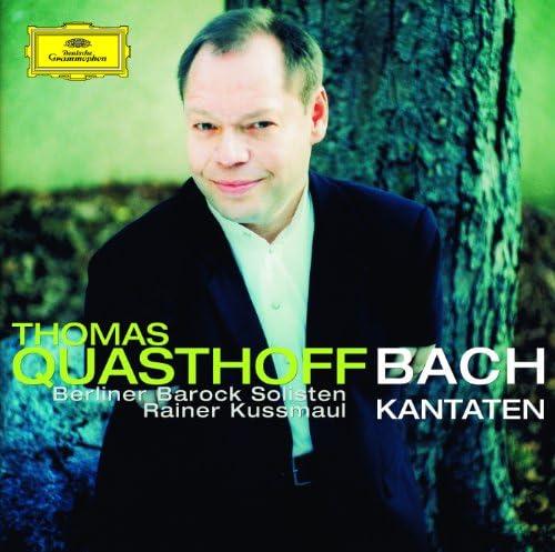 Thomas Quasthoff, Berliner Barock Solisten & Rainer Kussmaul