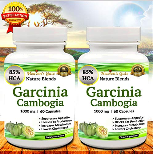garcinia cambogia 1000 mg side effects