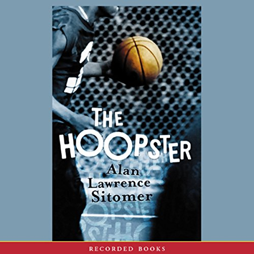 The Hoopster audiobook cover art