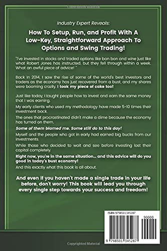 51pY 3dzhpS. SL500  - Options and Swing Trading For Beginners: Your Final Day Trading and Investing Playbook. Complete Stock Market Crash Course. Proven Cash-Generating and Investing Strategies. (Master Trader)