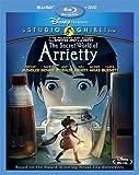 借りぐらしのアリエッティ(北米版) (2枚組Blu-ray/DVDコンボ)[Import] image