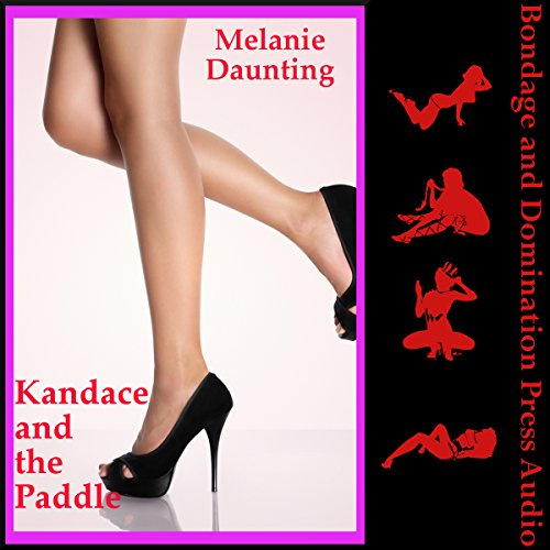 Kandace and the Paddle audiobook cover art
