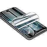 soliocial 【2 Pezzi】 Pellicola Idrogel Proteggi Schermo Compatibile con Motorola Edge+ Edge Plus, 【Copertura Completa】 Pellicola Protettiva Trasparente in TPU Morbido (Film Non Temperato)