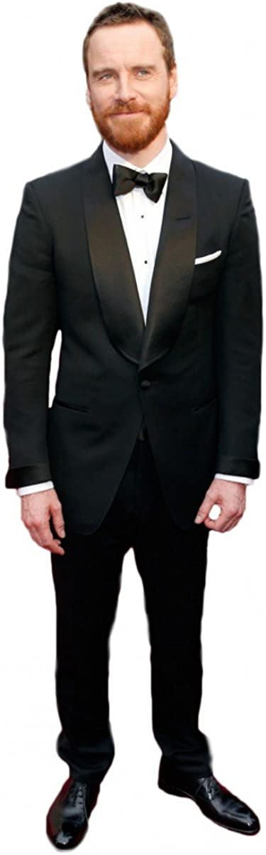 Botong Black Shawl Lapel Wedding Suits for Men 2 Pieces Men Suits Groom Tuxedos