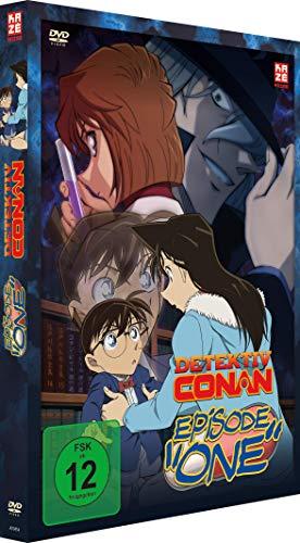 Detektiv Conan: Episode ONE - Der geschrumpfte Meisterdetektiv - [DVD] - Limited Edition