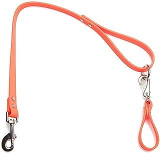 سلسلة دورا سوفت وير للكلاب من ميندوتا بت، 1.9 سم × 5.08 متر، برتقالي