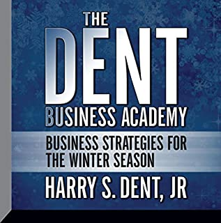 The Dent Business Academy audiobook cover art
